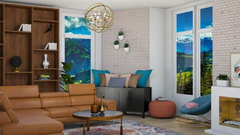 Math project og - Living room - by lcortez