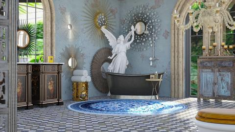 eclectic bohemian - Eclectic - Bathroom - by kitty