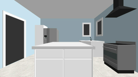 Kitchen - Base - Minimal - Kitchen - by codepattern