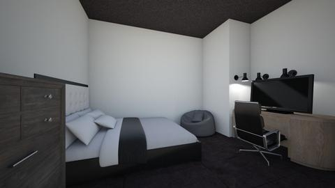 my room - Modern - by kyanbley