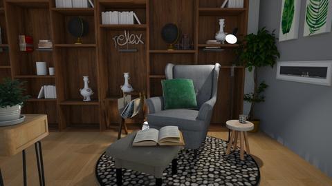 Relaxing mood - by Diana Radu