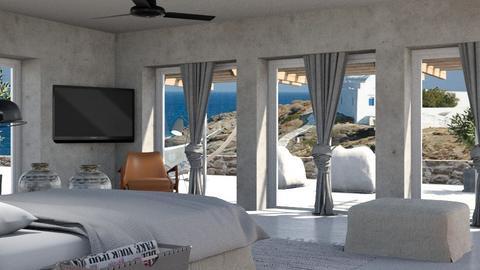 bedroom - by ritsa