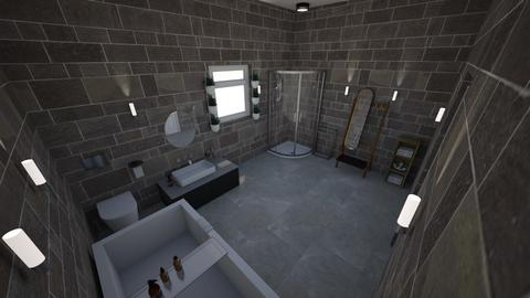 My ideal bathroom - by Malani Ball
