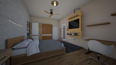 my  - Bedroom - by Bregina Reg