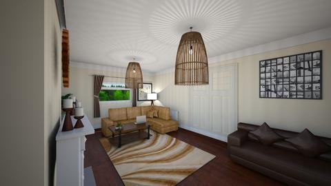 Livingroom v2_4 - Living room - by mtracerz
