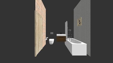Bathroom - Modern - Bathroom - by MirelaAB