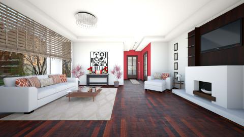 giugiu - Living room - by Elvira  Elvira