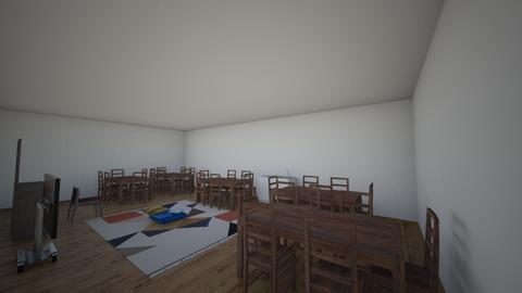 vic 3d classroom - Classic - by bailishouyue