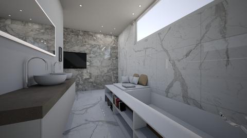 dream bathroom - by agilan