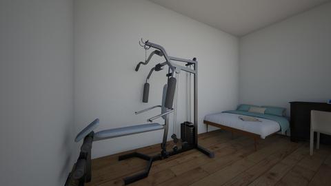 ll - Living room - by loicll
