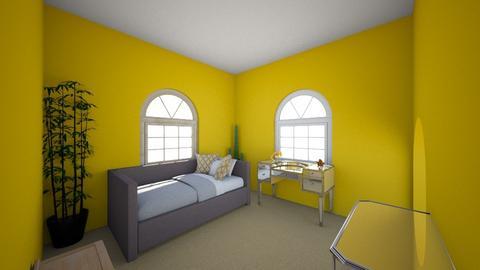 My bedroom - Bedroom - by 23tpietrowski