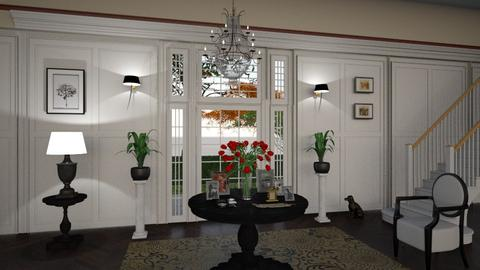 ENTRY HALL - Classic - Living room - by margesimpson2000