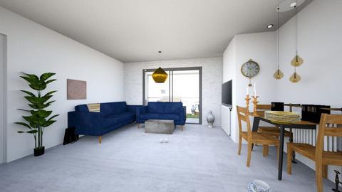 LV - Living room - by dshirac