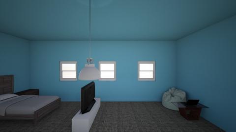 Bedroom - Bedroom - by Portersans