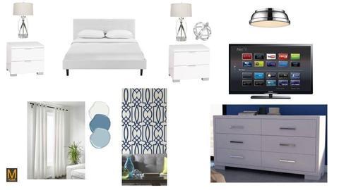 bedroom 5 Camila - by walldressingdecor