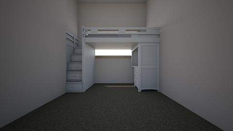 Zachs Room SteveGr8 - Bedroom - by vbent