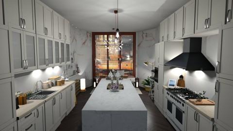 Kuhinja mermer - by anairdna