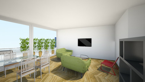 whole flat  kitchen flip - by markh11