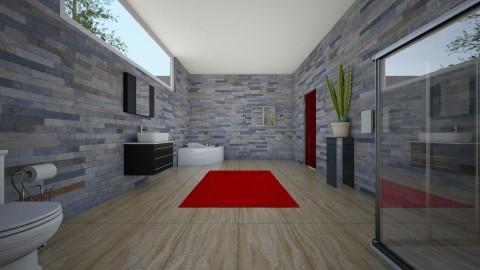 Dank Suite Bathroom - Modern - Bathroom - by hunteronstad