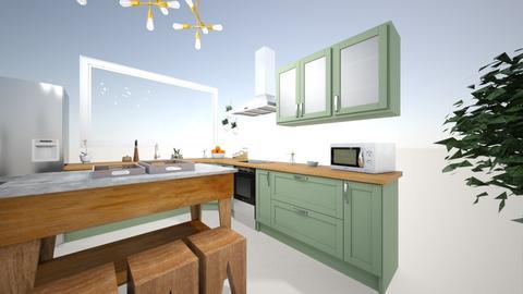 Kitchen - Kitchen - by Brittany K
