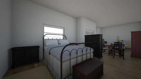 home - Bedroom - by Elizabeth Lincoln