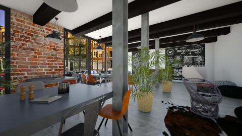 Pavilion Cafe - by Simonexx