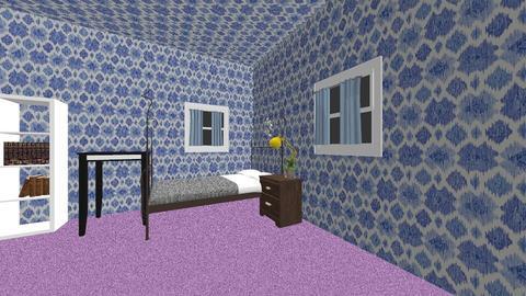 Jasmines bedroom - Classic - Bedroom - by Jasminejasmine