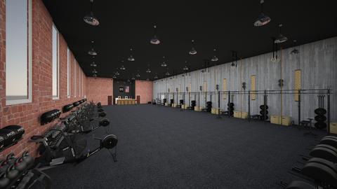 Gym 3 - by rogue_9837734453203cdb18d3ea47c4cdf