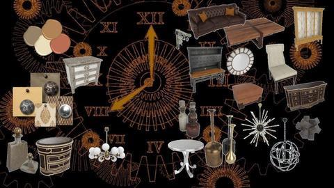 autumn steampunkish - by kla