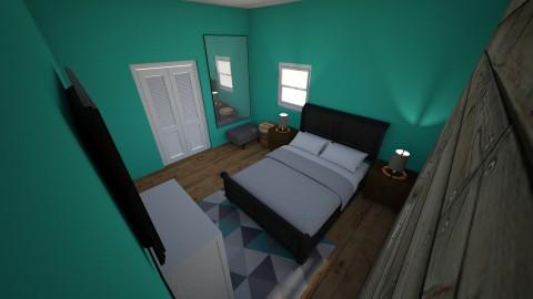 Bedroom - Eclectic - Bedroom - by bullzeye20