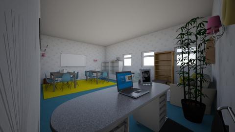 Classroom idea one - by Slopezsaucedo1