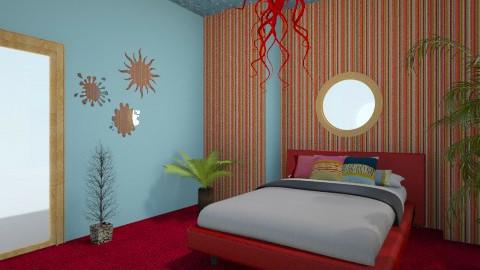 Bedroom - Bedroom - by Nikolezz