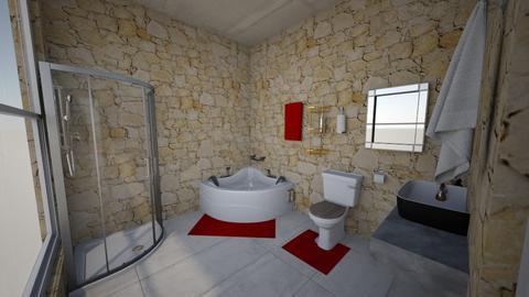 Ons badkamer - Bedroom - by NaKo