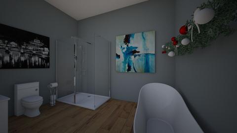 master bathroom - Bathroom - by hjhsteam