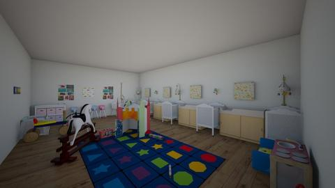 nursery - by Morgan_22