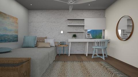 410 - Bedroom - by Riki Bahar Elbaz