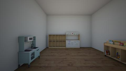 ornek 1 - Kids room - by vedat erdal