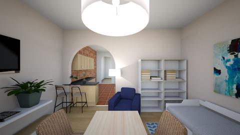 P - Living room - by adrikov10