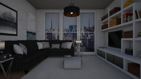 mapart4lr1 - Living room - by MaluBS