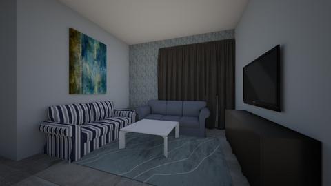 ccccool - Living room - by ahmesawa