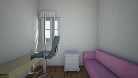 My room - Vintage - Bedroom - by Velvet150