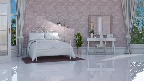 Lilac - Bedroom - by lovedsign