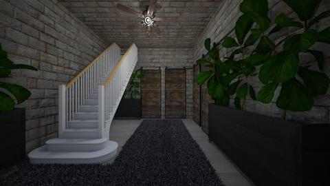 mansion 1 hall - by guyciara87