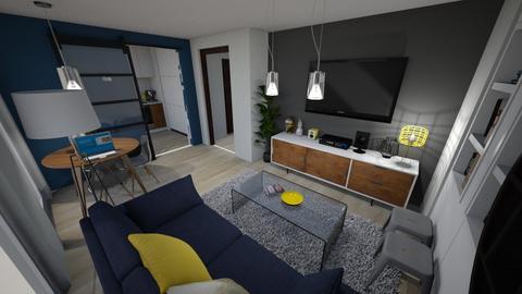 Modern Home - Modern - Living room - by everybodyfeel