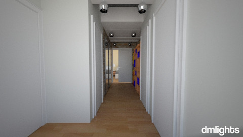 Hallway ext  - by DMLights-user-994237