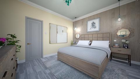 my parents bedroom - Classic - Bedroom - by Popa Bianca Rozalia