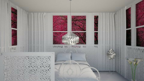 deep in a dream - Classic - Bedroom - by Sara alwhatever