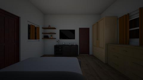 bed room - Bedroom - by trishajane_eleria