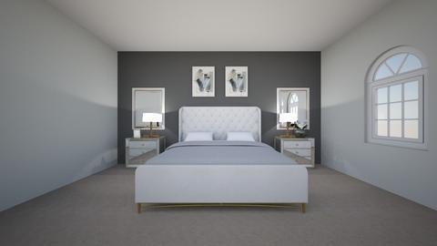 Master Bedroom 1 A3 - Modern - Bedroom - by Christine Ward_877