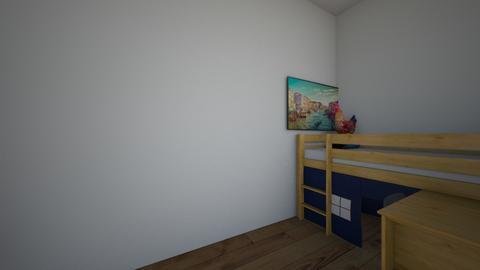 emmas room  - Kids room - by emma moore 24